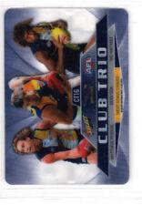 2012 Select AFL Priddis/Cox/Naitanui Champions Club Trio CT16