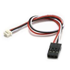 Cable Camara Eachine 1000TVL CCD Camera Blanco Cable For Mini FPV Camera Drone