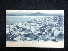 OLD PPC: TANGIER~THE TOWN~MOROCCO~MAROKKO~UNDIVIDED