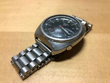 Used - Vintage Watch Reloj SEIKO 5 Sports Automatic Day Date Steel - 21 Jewels