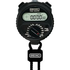 SSBJ018 Official SEIKO stopwatch time keeper / From Japan