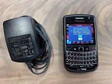 BlackBerry Bold 9650NC - Black (Verizon) Smartphone (Non-camera version)