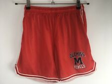 Soffe WOMENS OLE MISS MISSISSIPPI Mesh RUNNING SHORTS Sz Small EUC