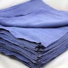 6pc Pre-washed HUCK TOWELS GLASS CLEAN JANITORIAL LINTLESS FREE SURGICAL DETAIL