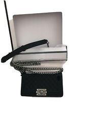 Costume Chanel Iphone 4/4S Phone Case W Silver Chain Strap Cute!! Rubber