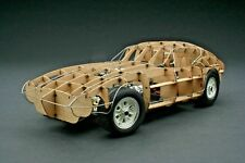Exoto | 1:18 | 1964 Shelby Cobra Daytona | Genuine Wood & Rivet Rolling Trellis