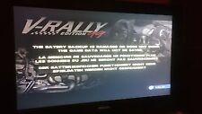 JUEGO V-RALLY EDITION 99 VRALLY NINTENDO N64 64 PAL EUR. ESPAÑA