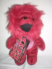 Grateful Dead RED LION Bean Bear Limited Edition Very RARE
