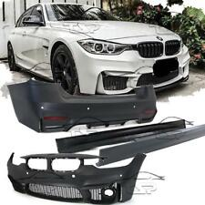 COMPLETE BODY KIT FOR BMW F30 11-15 SERIES 3 M3 LOOK PDC BUMPER SIDE SKIRTS