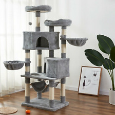 Cat Tree Apartment Scratching Post Cat Tower Furniture Condo House