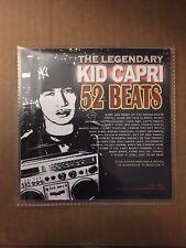 DJ Kid Capri 52 Beats CLASSIC Old School Throwbacks Mixtape Mix CD Breakbeats