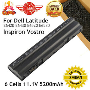 New 48Wh 8858X Battery for Dell Inspiron 15 7520 5520 5720 7720 451-11695 T54FJ
