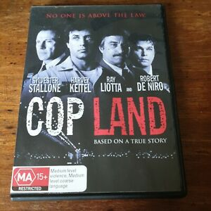 Cop Land DVD R4 Like New! FREE POST