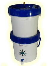 Survival Water Filter System with Ceramic Filter Removes 99.99% Pathogens