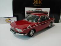 "KK-Scale 180122 - BMW 2000 CS Coupe Baujahr 1965 "" dunkelrot "" 1:18 Lim. Ed.1000"