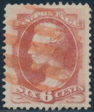 #148 XF-SUPERB USED GEM WITH RED COLOR CANCEL BS6464