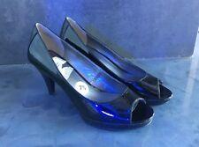 Black Bandolino Womens Heel Shoes Womens Size 7.5 Formal Dress Shoe