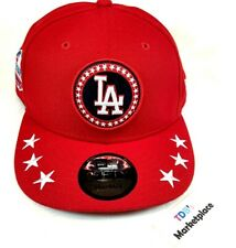 super popular 29ae7 1c297 Era 9fifty Los Angeles Dodgers 2018 MLB All-star Game Snapback Red Hat Cap