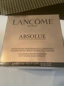 Lancome Absolue Rich Cream | 60ml (2.0 oz.)