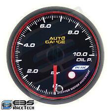 Reloj de Presión de Aceite AutoGauge Serie 548 - 52mm de diámetro