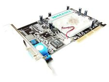 MANLI Nvidia Geforce4 MX440 W/TV 64mb DDR VGA S-Video TV-OUT AGP Tarjeta gráfica