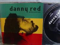 Danny Red- Riddimwize- SONY 1994 WIE NEU