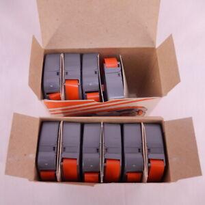 Lot of 10 IBM Selectric Correcting Typewriter High Yield Correctable Film Ribbon