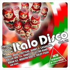 Various – From Russia With Italo Disco Vol. 7 2CD Savage Boris Zhivago