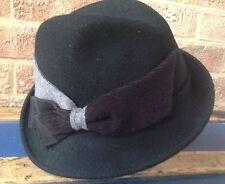 Felt Fedora/Trilby Hats for Women