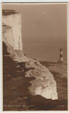 Sussex; Beachy Head, Eastbourne 719 RP PPC 1913 PMK To Miss Cox, Blackheath
