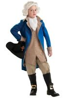George Washington Costume 4th of July Fancy Dress Costume Rubies 884718, Small
