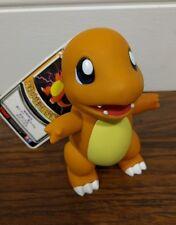 Auldey Tomy Pokemon Charmander 004 Action Figure