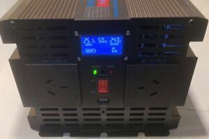 8,000 watt surge 24 volt Pure sine wave inverter - PS4000/24