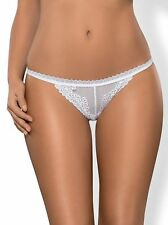 ALABASTRA THONG TG S/M STRING | Tanga Pizzo Perizoma Culotte Slip Sexy Donna Hot
