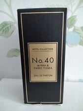 ALDI Hotel Collection No.40 Myrrh & Tonka 100ml🍃💕Eau de Toilette💕🍃