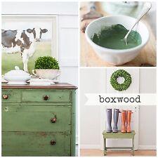 Miss Mustard Seed's Milk Paint - Boxwood green - 1 qt. - furniture painting DIY