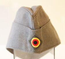 Vintage West German 1975 Bamberger Mützen-Industrie Wool Garrison Military Cap