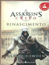 ASSASSIN'S CREED. RINASCIMENTO  BOWDEN OLIVER SPERLING & KUPFER 2011