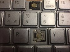 SONY VAIO VGN-TX SERIES GENUINE REPLACEMENT KEY, CLIP, RUBBER SILVER 147945011
