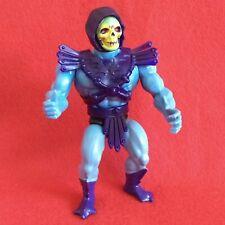 He-Man MOTU SKELETOR ACTION FIGURE Vintage 1981 Soft Head Evil Masters Universe