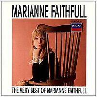 The Very Best of Marianne Faithfull von Faithfull,Marianne   CD   Zustand gut