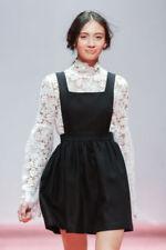 537b63bc8f Mock Neck Blouses for Women for sale | eBay
