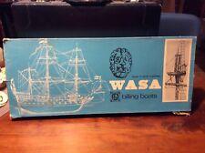 Billing Boats Wooden Ship Gustav Ii Adolfs Regalskeep Wasa 1/76 Nr Kit#440