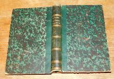 1876 La vierge de Mabille Livre ancien DENTU PARIS Henri Escoffier FEMME FATALES