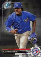 2017 Bowman Chrome Prospects #BCP32 Vladimir Guerrero Jr. RC Rookie Blue Jays