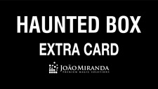 Haunted Box Extra Gimmicked Card (Blue) by João Miranda Magic from Murphy's