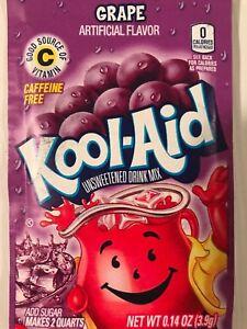 100 Kool Aid Drink Mix GRAPE
