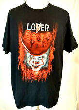 Losers Club Mens T Shirt XL IT Penny Wise Horror Movie Fright Crate Graphic Tee