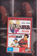 "white chicks/ little man (2 movie pack) classic WAYAN""S comedy"