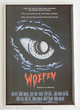 Wolfen Fridge Magnet (2 x 3 inches) movie poster werewolf wolf man